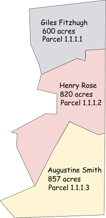Division of Parcel 1.1.1
